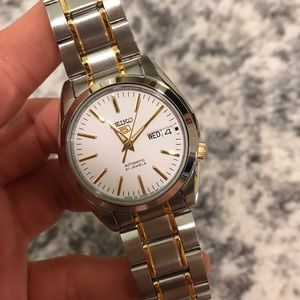 Seiko 5 Made in Japan Men's Automatic Watch SNKL47